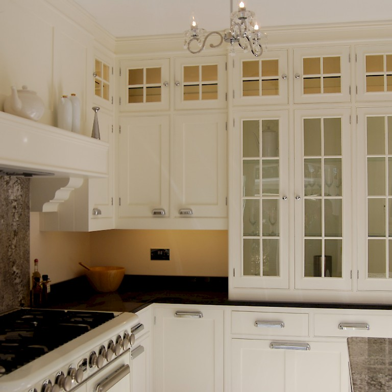 Leamington Spa Town House Kitchen