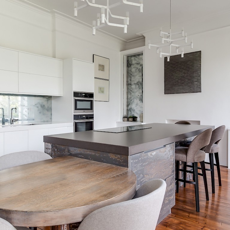 Contemporary Leamington Spa Kitchen