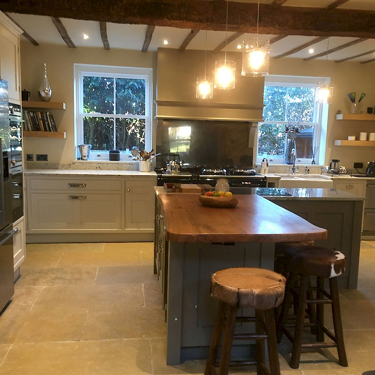Chesterton Farmhouse Kitchen