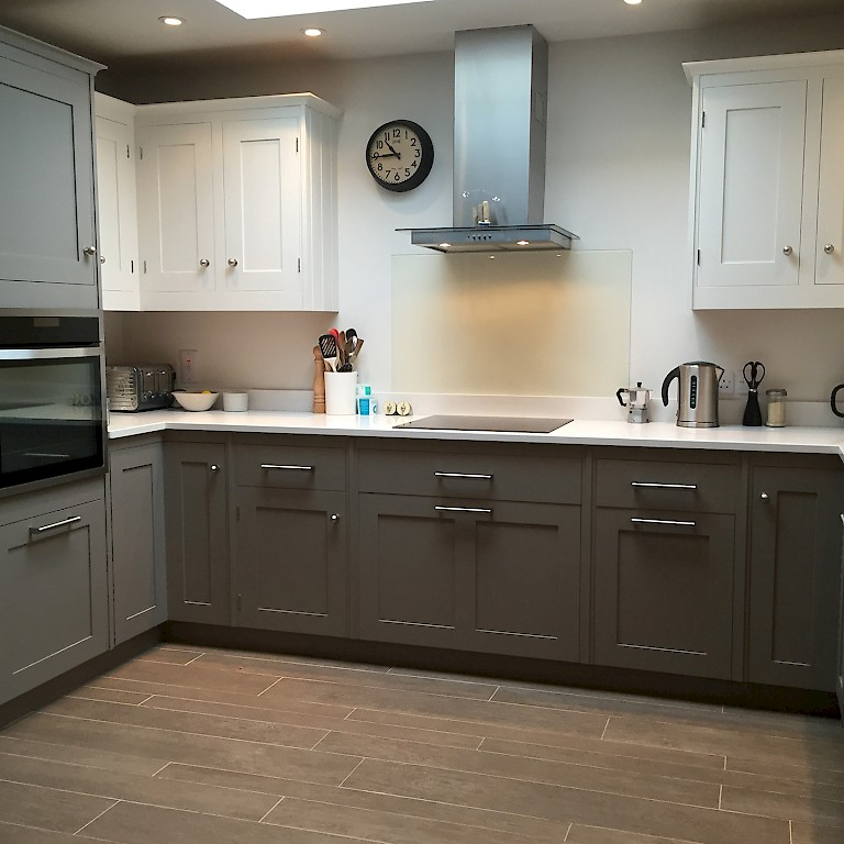 Cherington Open Plan Kitchen